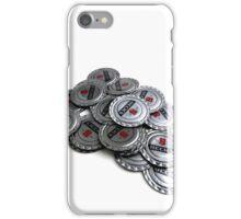 Becks Beer Bottletops! iPhone Case/Skin