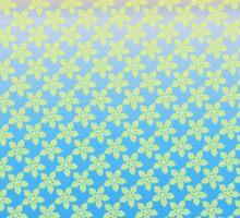 Lemon Flower Sunrise Sticker