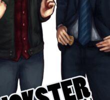 The Trickster & Lassiter Sticker