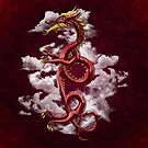 Oriental Dragon by Packrat