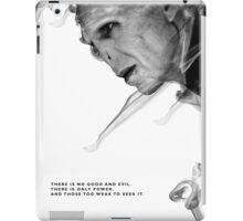 The Dark Lord iPad Case/Skin