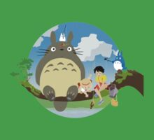 my neighbor totoro Baby Tee