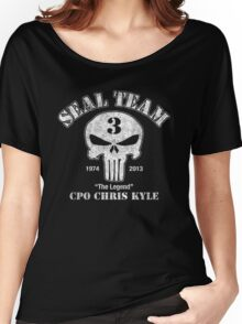 US Sniper Chris Kyle American Legend Women's Relaxed Fit T-Shirt