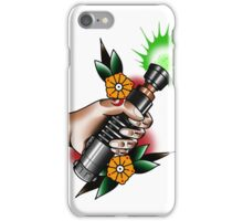 Star Wars Jedi Lightsaber iPhone Case/Skin