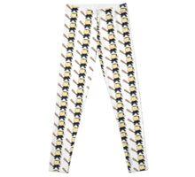 Megan inspired Chibi style (pattern) Leggings