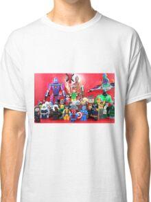 Lego Super Heroes Classic T-Shirt