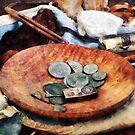 Colonial Coins by Susan Savad