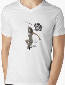 River Tam Can Kill You Mens V-Neck T-Shirt