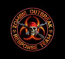 Zombie Response Team by Packrat