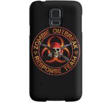 Zombie Response Team Samsung Galaxy Case/Skin