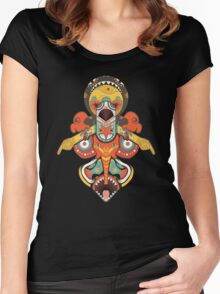 Totem Pole Women's Fitted Scoop T-Shirt