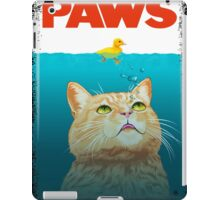 Paws! iPad Case/Skin