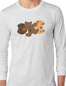 Cute gingerbread cookies and biscuits Long Sleeve T-Shirt