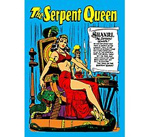 The Serpent Queen Photographic Print