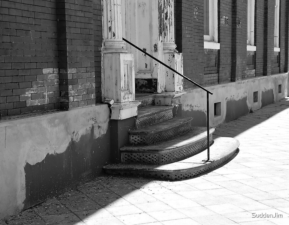 These Old Steps by SuddenJim