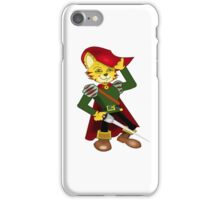 Puss 'N Boots iPhone Case/Skin