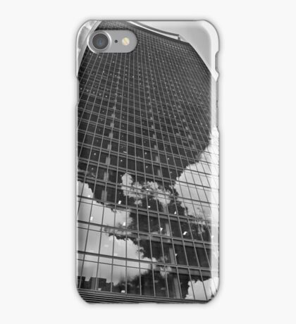 Black and White Walkie-Talkie, London iPhone Case/Skin