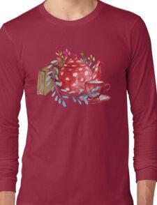 Tea  Long Sleeve T-Shirt