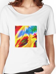 Abstract background Women's Relaxed Fit T-Shirt