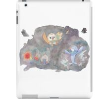 POkemon Sun and Moon  iPad Case/Skin