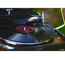 That old time music Photographic Print