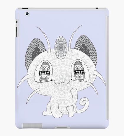 Pokemon Meowth iPad Case/Skin