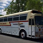 Continental Trailways Bus  by TeeMack