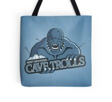 Misty Mountain Cave Trolls Tote Bag