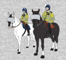 London Metropolitan Horse Cops One Piece - Long Sleeve