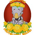 Zenyatta Protection Squad by RileyOMalley