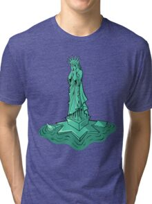 Angel of Liberty Tri-blend T-Shirt