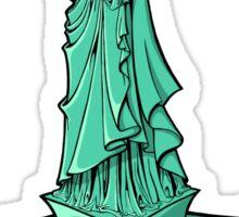 Angel of Liberty Sticker