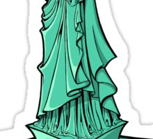 Angel of Liberty Sticker