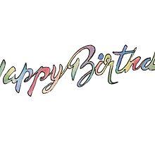 Happy Birthday by pokegirl93
