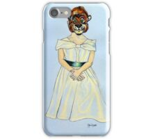 Therianthropes II: Day of the Tiger iPhone Case/Skin