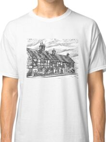 Cottages, English Civil War Period Classic T-Shirt