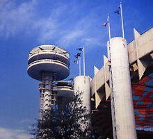 The Observation Platform by John Schneider