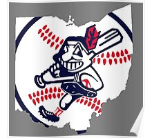 Cleveland Indians III Poster