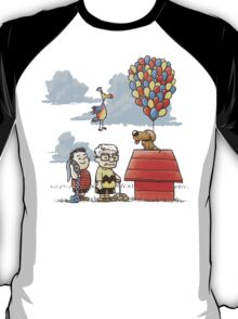some Peanuts UP there T-Shirt