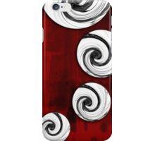 Swirling Round iPhone Case/Skin