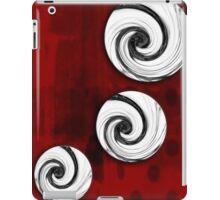Swirling Round iPad Case/Skin