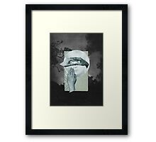 LOvergirl Framed Print