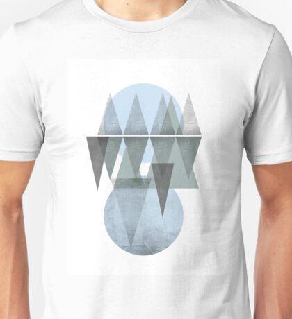 blue space Unisex T-Shirt