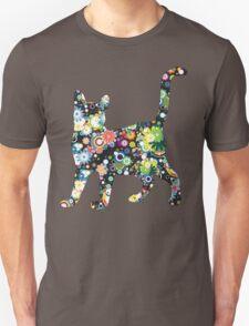 FLOWER  CAT T-Shirt