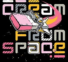 Ice Cream From Spaaaaace! by Chris Risse