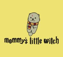 Mommy's Little Witch Kids Clothes