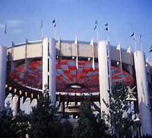 The New York State Pavilion by John Schneider