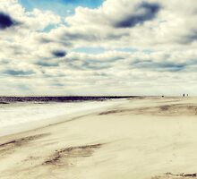 The Shore of Cape May by Kadwell