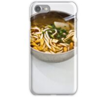 chinese potato noodles iPhone Case/Skin