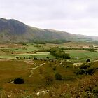 Wasdale Panorama, Cumbria, UK by GeorgeOne